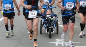 Un marathonien pas comme les autres….
