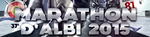 MARATHON D'ALBI > Dimanche 27 avril 2014