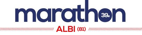MARATHON D'ALBI > Dimanche 30 avril 2017