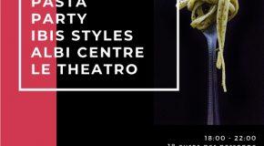 PASTA PARTY   IBIS STYLE